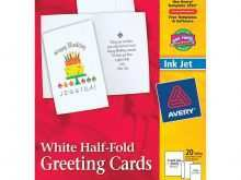 86 Creating Avery Greeting Card Template 3265 Maker by Avery Greeting Card Template 3265