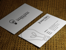 86 Creating Clean Business Card Template Free Download Layouts with Clean Business Card Template Free Download