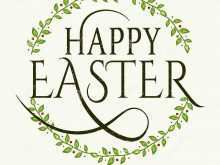86 Creating Happy Easter Card Templates Layouts with Happy Easter Card Templates