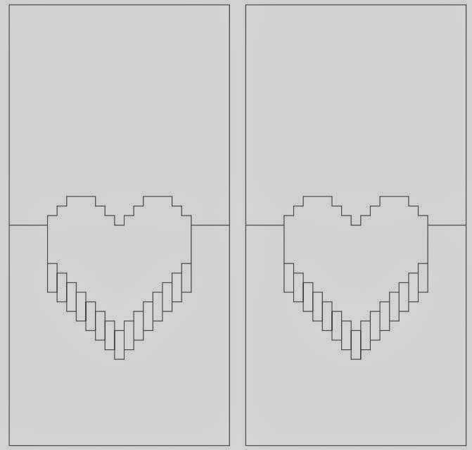 86 Customize Heart Card Template Pop Up for Ms Word for Heart Card Template Pop Up