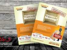 86 Free Moving Company Flyer Template PSD File for Moving Company Flyer Template