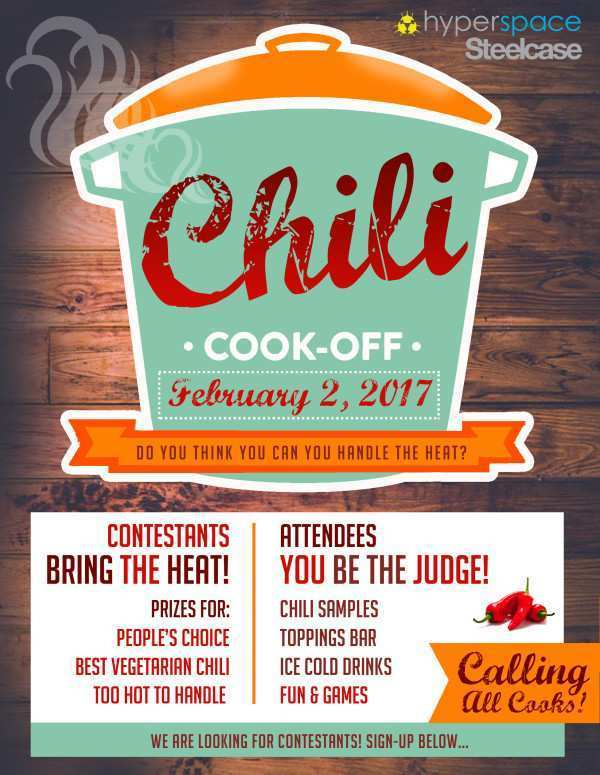 86 Online Chili Cook Off Flyer Template Download by Chili Cook Off Flyer Template