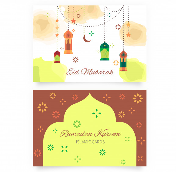 86 Printable Eid Cards Templates For Free Download for Eid Cards Templates For Free