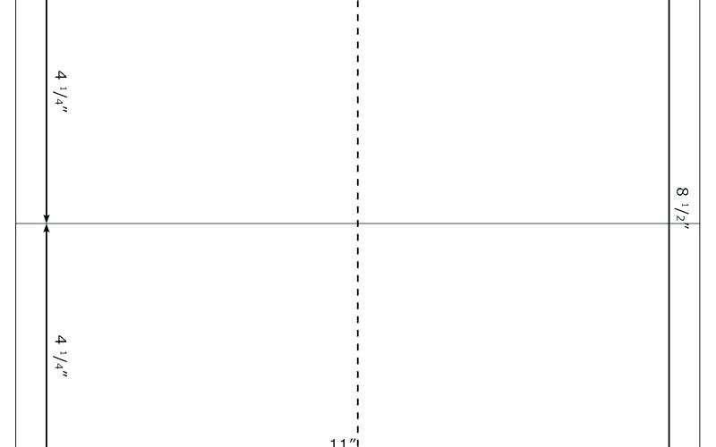 4x6 index card template google docs