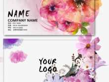 Flower Card Templates Login