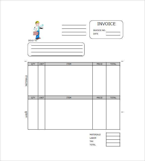 87 Best 1099 Contractor Invoice Template for 1099 Contractor Invoice Template