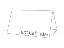 87 Create A5 Landscape Tent Card Template PSD File with A5 Landscape Tent Card Template