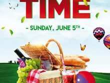87 Create Church Picnic Flyer Templates Formating with Church Picnic Flyer Templates