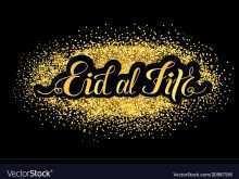 87 Create Eid Ul Fitr Card Templates for Ms Word with Eid Ul Fitr Card Templates