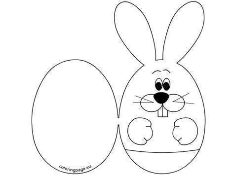 87 Creating Free Easter Bunny Card Templates Layouts by Free Easter Bunny Card Templates