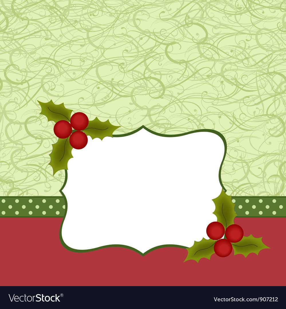 87 Customize Christmas Greeting Card Template Images Layouts for Christmas Greeting Card Template Images