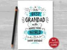 87 Customize Happy Birthday Card Template A4 Templates by Happy Birthday Card Template A4