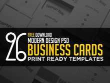 87 Customize Our Free Business Card Templates Photoshop Free Download Layouts with Business Card Templates Photoshop Free Download