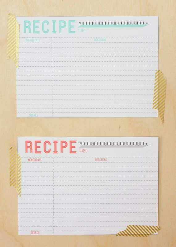 87 Free Printable 5 X 7 Recipe Card Template in Word with 5 X 7 Recipe Card Template