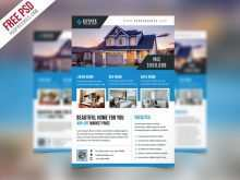 87 Free Printable Real Estate Flyer Templates in Word for Real Estate Flyer Templates