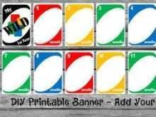 87 Free Printable Uno Card Template Templates for Printable Uno Card Template