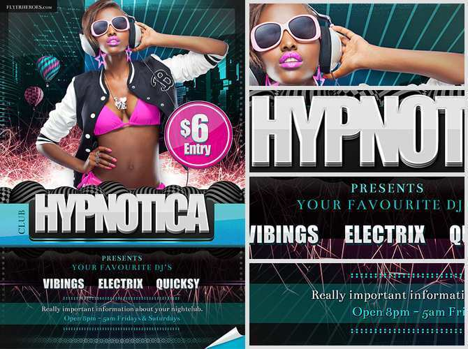 87 How To Create Club Flyers Template for Ms Word with Club Flyers Template
