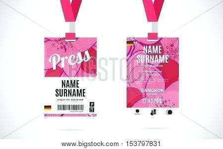 87 Online Id Card Press Template Layouts with Id Card Press Template
