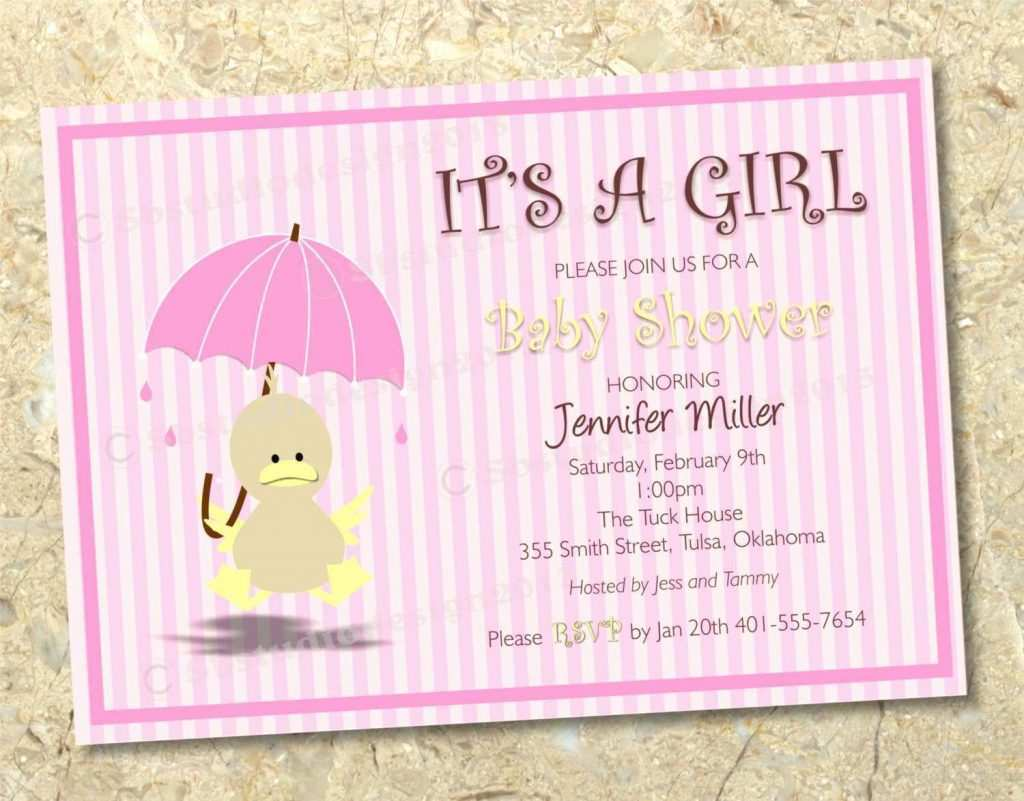 87 Report Baby Shower Flyers Free Templates Maker by Baby Shower Flyers Free Templates
