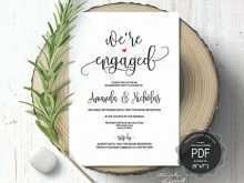 87 Report Invitation Card Template Pdf Templates with Invitation Card Template Pdf