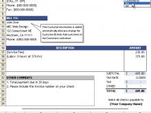 87 Report Invoice Template Freelance Service Provider Download by Invoice Template Freelance Service Provider