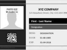 87 Visiting Word Id Card Templates Layouts for Word Id Card Templates