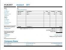88 Adding Invoice Statement Template Download by Invoice Statement Template