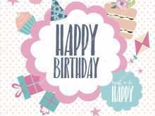 88 Best Happy Birthday Card Template With Photo PSD File by Happy Birthday Card Template With Photo