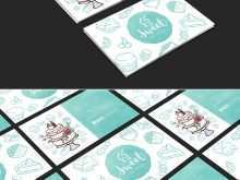 88 Create Cake Business Card Template Illustrator PSD File for Cake Business Card Template Illustrator