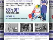 88 Create Cleaning Flyers Templates in Photoshop by Cleaning Flyers Templates
