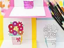 88 Creating Free Printable Easter Pop Up Card Templates Maker with Free Printable Easter Pop Up Card Templates