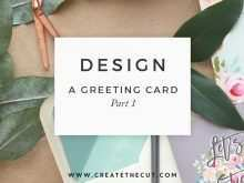 Flower Card Templates Youtube
