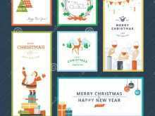 88 Customize Christmas Card Layout Vector Templates for Christmas Card Layout Vector