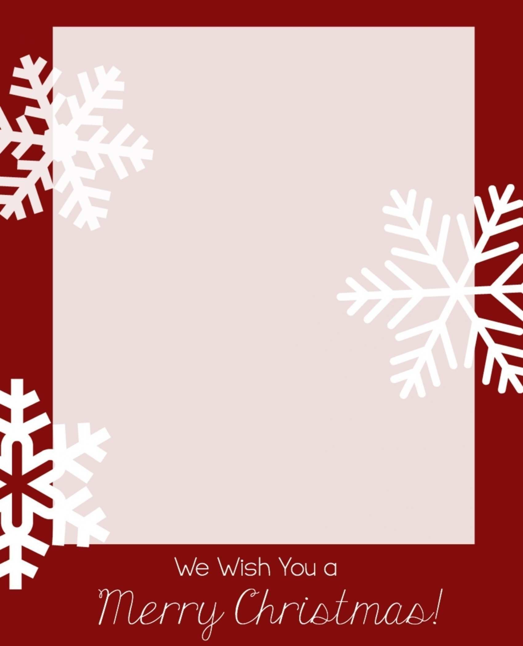 88 Customize Holiday Card Template For Word for Holiday Card Template For Word