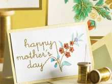 88 Customize Homemade Mothers Day Card Templates Photo with Homemade Mothers Day Card Templates