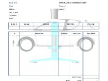 88 Customize Our Free Garage Invoice Template Pdf With Stunning Design with Garage Invoice Template Pdf