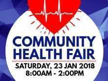 88 Format Health Fair Flyer Template in Word for Health Fair Flyer Template