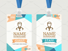 88 Format Id Card Template Png Layouts by Id Card Template Png
