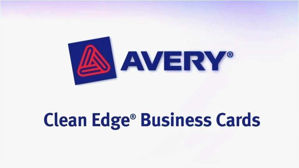 88 Free Avery Business Card Template L7415 for Ms Word by Avery Business Card Template L7415