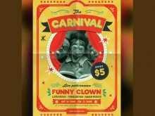 88 Free Printable School Carnival Flyer Template for School Carnival Flyer Template