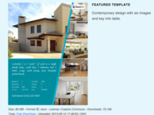 Real Estate Flyers Templates Free