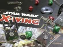 X-Wing Miniatures Card Template