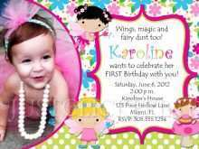 Invitation Card Templates For Birthday