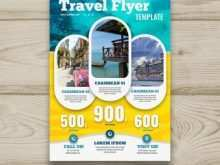 88 How To Create Travel Flyer Template Free in Photoshop by Travel Flyer Template Free