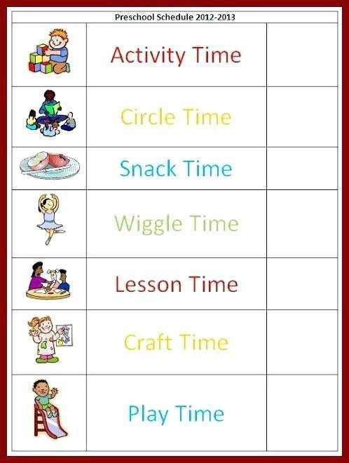 88 Online Class Schedule Template For Teachers Download with Class Schedule Template For Teachers