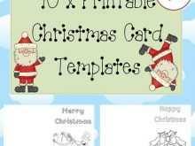 88 Printable Christmas Card Templates For Students Templates with Christmas Card Templates For Students