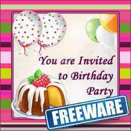 88 Report Birthday Invitation Card Maker Software Free Download Maker with Birthday Invitation Card Maker Software Free Download
