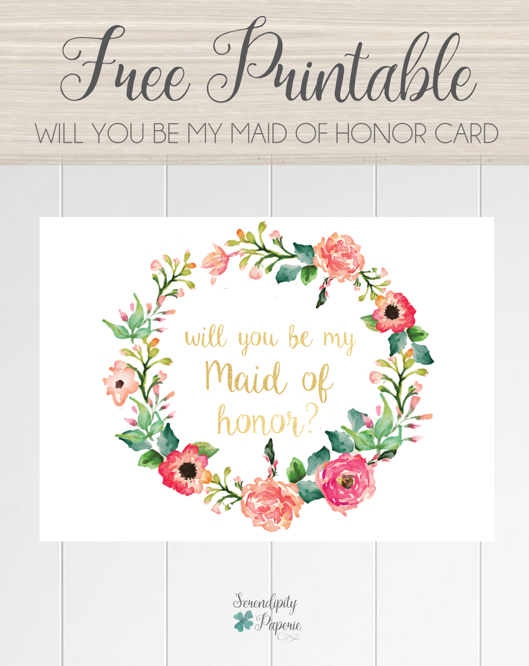 23 Visiting Bridesmaid Card Template Free for Ms Word by For Will You Be My Bridesmaid Card Template