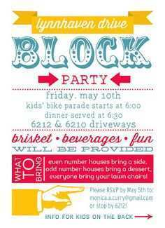 89 Best Block Party Template Flyers Free Photo by Block Party Template Flyers Free