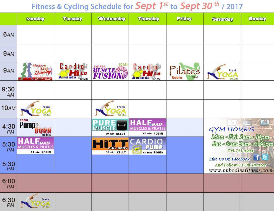 89 Best Group Class Schedule Template Psd File For Group Class Schedule Template Cards Design Templates